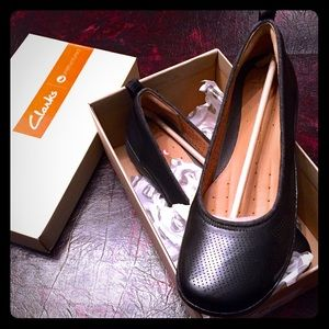 Clarks Shoes - Clarks Unstructured Elita