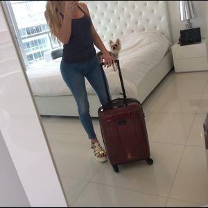 Tumi Handbags - NWT TUMI carry-on