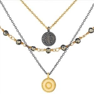 Satya Jewelry Jewelry - Celestial Great Heights Triple Strand Necklace