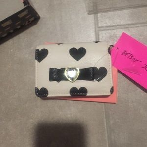 NWT Betsey Johnson Wallet