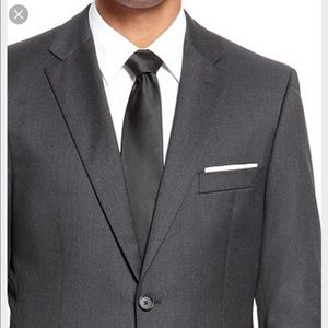 Hugo Boss Other - Hugo Boss Rossellini/Cinema Dark Grey Suit 42R