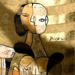 Accessories - Picasso silk scarf