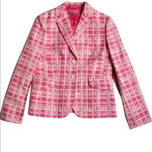 Ann Taylor Jackets & Blazers - Ann Taylor Checkered Tweed Jacket
