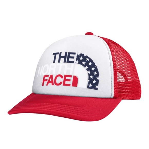 acc733907 🌟The North Face USA Pride Trucker Hat - Women's🌟 NWT