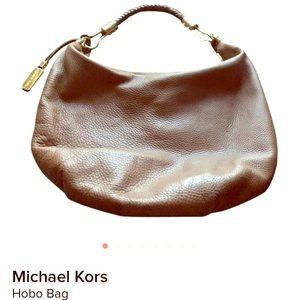 Michael Kors Collection hobo bag!