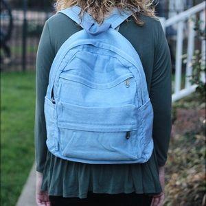 Forever Moon Handbags - Chambray Backpack