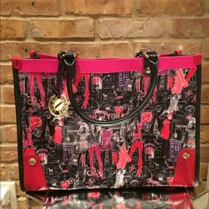 "Henri Bendel ""New York"" Tote Bag"