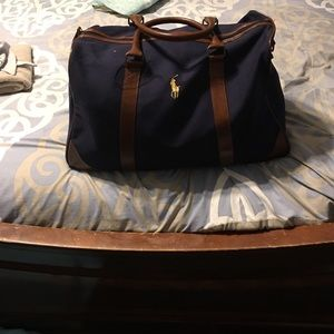 Other - Polo duffel bag