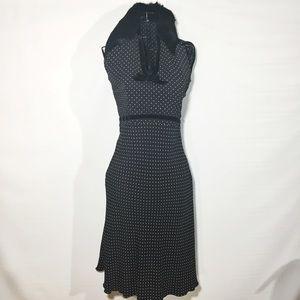Moschino Dresses & Skirts - MOSCHINO CHEAP AND CHIC POLKA DOT DRESS US 4