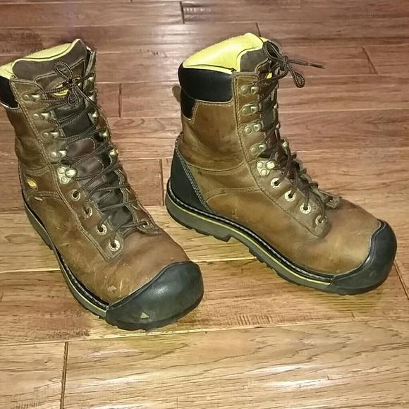 cddda2d3fed Keen Wenatchee Work Boots
