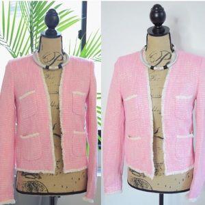 L'AGENCE Jackets & Blazers - L'agence Tweed Blazer