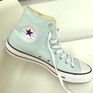 New Converse high top