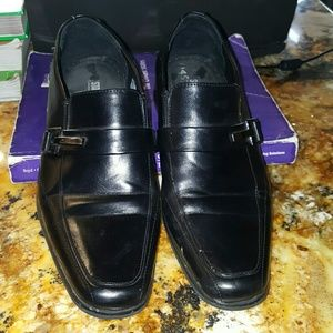 Stacy Adams Other - Boys Black Dress Shoes