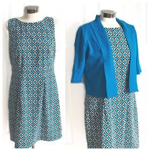 AGB Dresses & Skirts - NWT AGB Dress & Cardigan