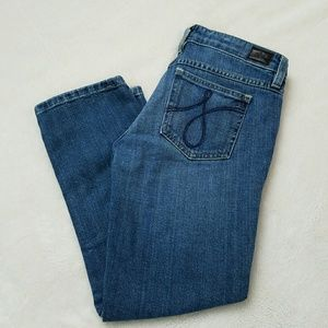 """Juicy Couture Denim - Juicy Couture """"Penelope"""" Cropped Jean"""