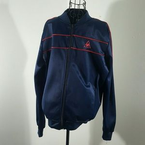 Le Coq Sportif Other - LE COQ SPORTIF MADE IN USA TRACK JACKET VINTAGE