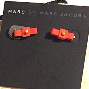 🆕NWT Marc by Marc Jacobs bow earrings