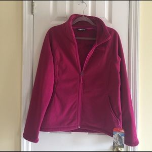 NWT's Women's Fleece North Face size Large