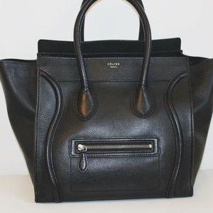 Celine Handbags - LARGE Celine luggage tote