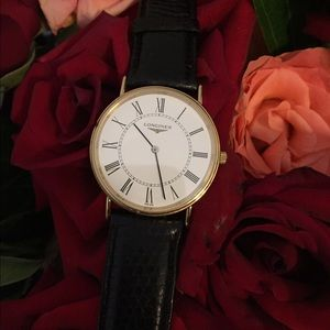 Longines Accessories - Longines Womens watch