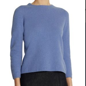 The Row Sweaters - Superfine wool and cashmere sweater by THE ROW