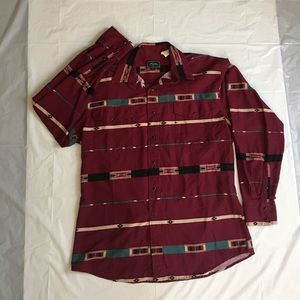 Roper Other - Roper Indian tribal western shirt