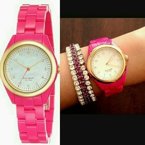 Pink SEAPORT KATE SPADE Watch
