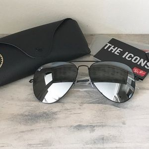 Ray-Ban Accessories - 100% AUTHENTIC RAY BAN AVIATOR