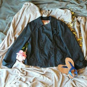 Ann Taylor Jackets & Blazers - Ann Taylor Loft denim jacket