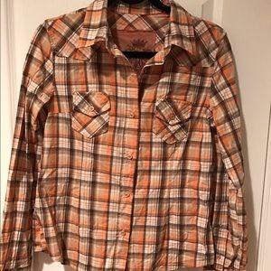 Jacks flannel shirt