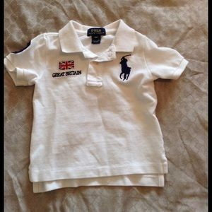 Ralph Lauren Other - Great Britain large pony RL Polo