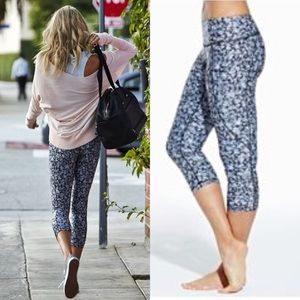 CALIA by Carrie Underwood Pants - CALIA by Carrie Underwood Essential Print Capris