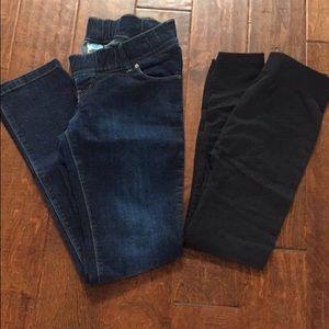 Old Navy Denim - Maternity jeans size 2