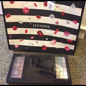 Sephora  makeup palette with NWT sephora bag