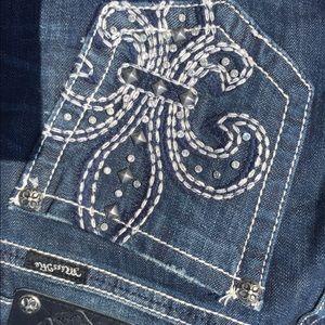 Miss me jeans sz29 x 32