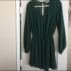 Show Me Your MuMu Dresses & Skirts - NWOT ShowMeYourMumu green dress