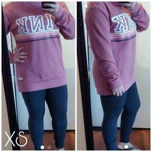 Vs pink crew size Xs