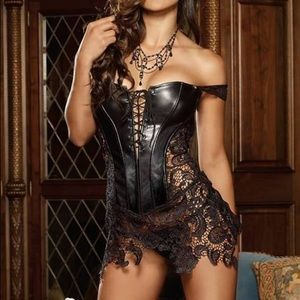 Other - Sexy Corset Bustier