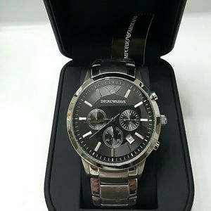 emporio Armani  Other - AUTHENTIC NWT Emporio Armani Chronograph watch