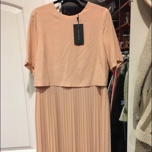 Zara XL midi dress - NWT