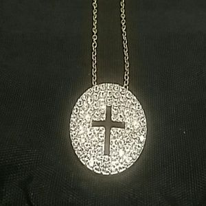 """Park Lane Jewelry - Park Lane """"Now and Forever' Necklace"""
