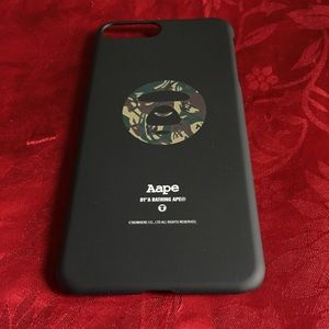 bape Other - Brand new bape case for iPhone 6/6s plus, 7 & 7+