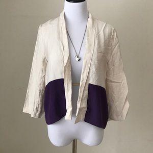 Urban Outfitters Soft Blazer Cardigan