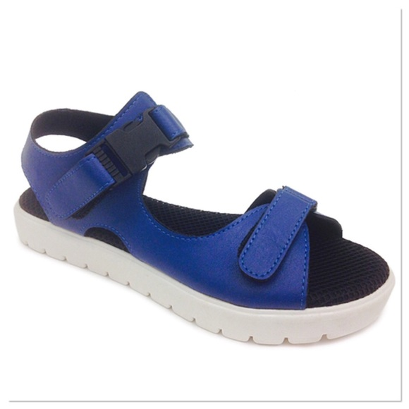 Bamboo Shoes - Navy Blue Benecia Sandals