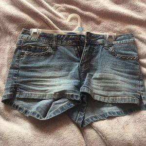 Angels Pants - Jean shorts!