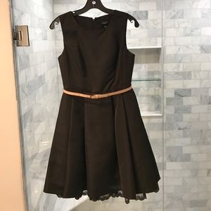 Jason Wu for Target Black Fit and Flare Dress