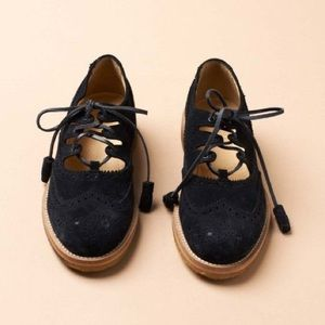 YMC Shoes - YMC Highland Brogues