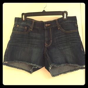 Pants - Old Navy- Diva blue jean shorts