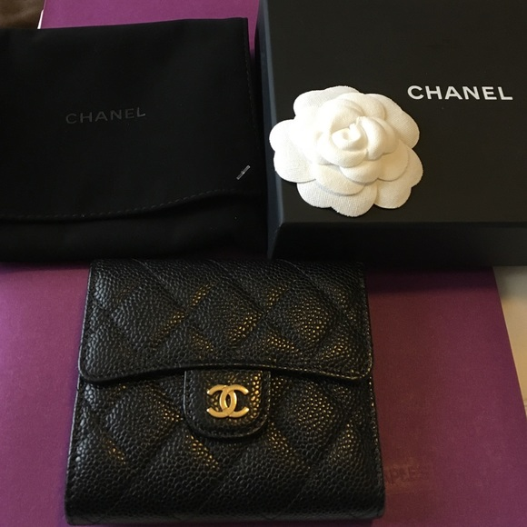 f40bde15c7d2a9 CHANEL Handbags - Chanel small wallet PRICED TO SELL FAST!