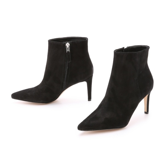 fe470d8c0d5848 M 58ad965013302a0b0a001729. Other Shoes you may like. Sam Edelman gray  suede ankle boots